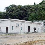 七尾市和倉配水場