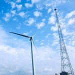 風力発電(石川県内灘町)