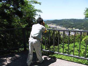 景観調査風景