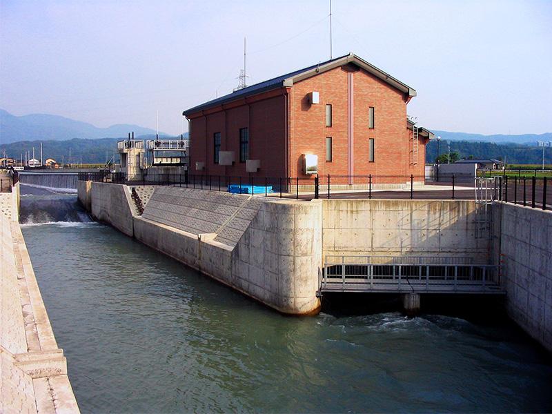 小水力(七ヶ用水中島発電所)